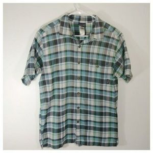 Patagonia Organic Cotton Short Sleeve Shirt